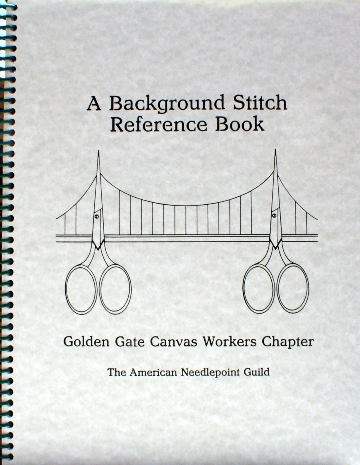A Background Stitch Reference Book — Book Review