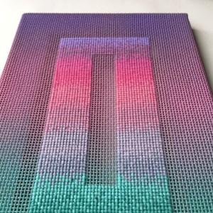 gradient needlepoint