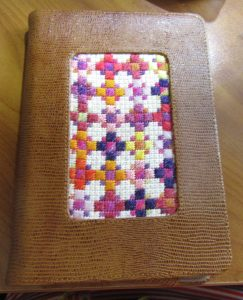 quilt needlepoint in Lee ebook cover