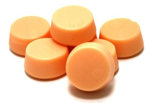 creamsicle chews