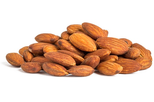 Roasted Almonds Unsalted By the Pound Nutscom