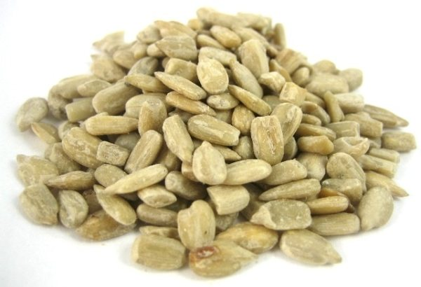 Salted No Shell Organic Roasted Sunflower Seeds Snacks