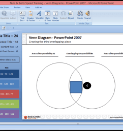 how to make the overlapping part of a venn diagram in powerpoint  [ 1319 x 709 Pixel ]