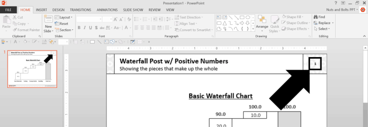 Adding Slide Numbers to Your PowerPoint Presentation