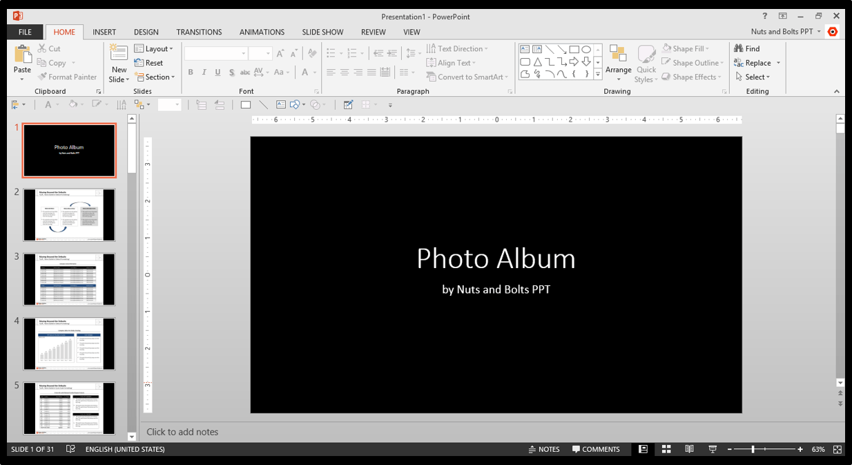 Nuts & Bolts Speed Training For Powerpoint How To Protect Your Powerpoint  Video Format