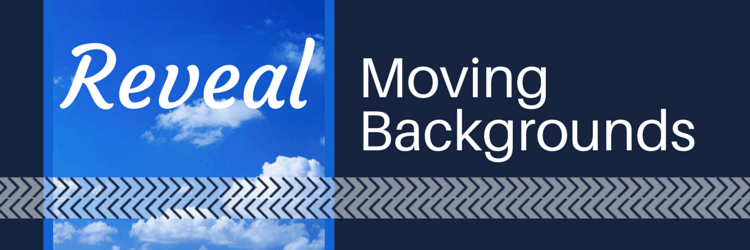 Reveal a Moving Background in PowerPoint with Animations
