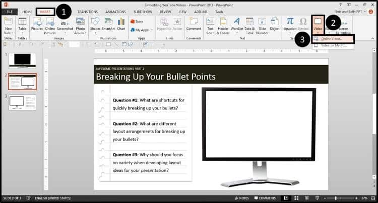 Powerpoint 2010 macro enabled presentation rubric