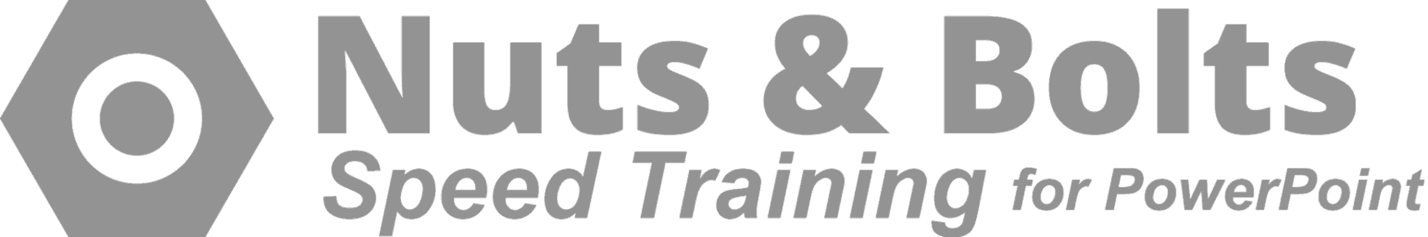 Nuts and Bolts Speed Training Logo