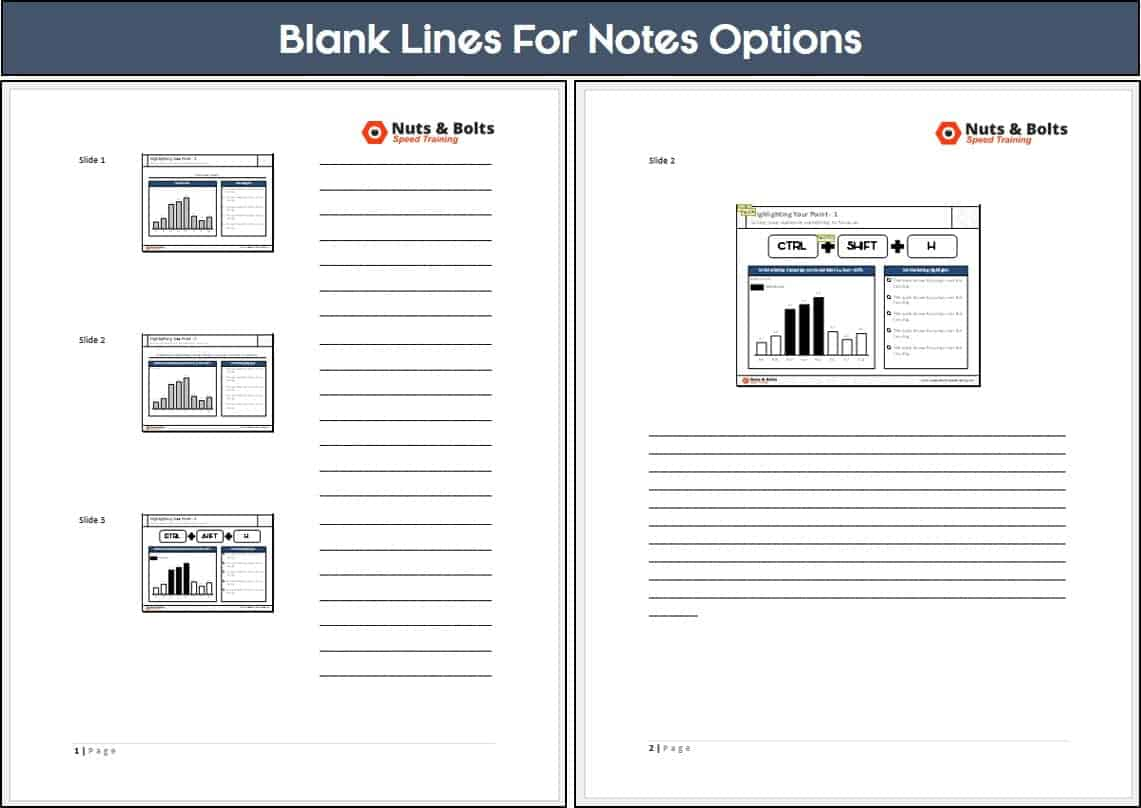 How To Print Powerpoint With Notes The Ultimate Guide