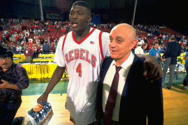 Jerry Tarkanian's iconic Runnin' Rebels put Vegas on the sports map.