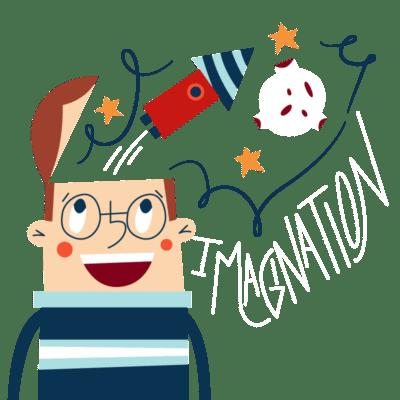 Build Imagination Skills