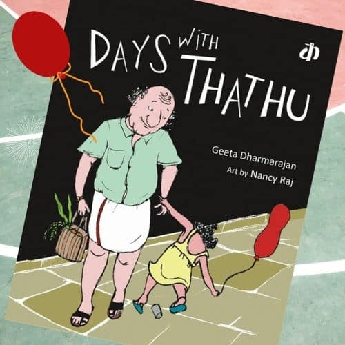 Days with Thathu - Book
