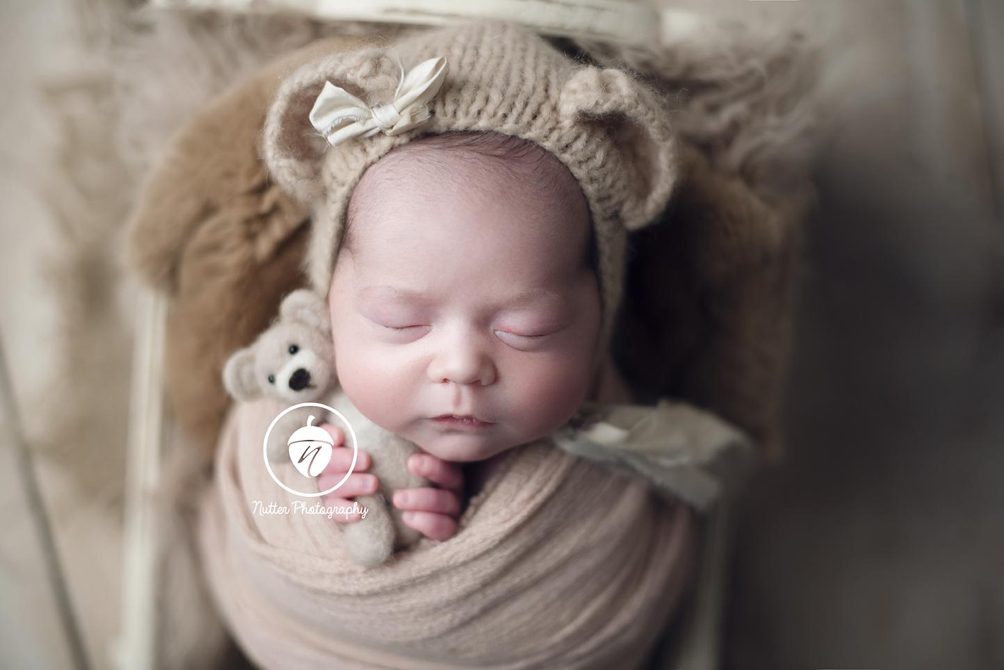 Newborn Teddy Bear