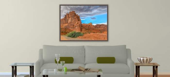 5 Tips for Hanging the Right Size Artwork for Your Wall (With Examples)
