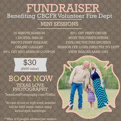 CBCFR Mini Session Fundraiser