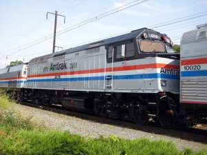 Amtrak offers Military Discounts