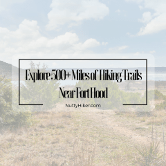 Hiking Trails Near Fort Hood Texas