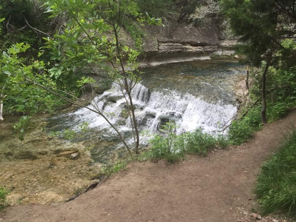 Chalk Ridge Falls Main Waterfall