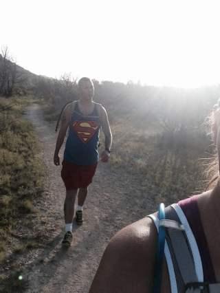 My 12 mile Birthday hike 2014