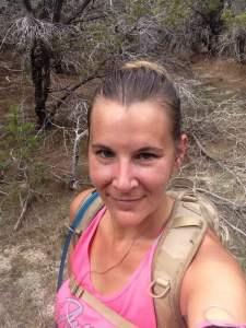 My August 19, 2014 hike at dana peak park