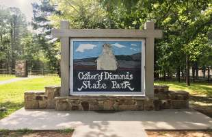 Crater of Diamonds State Park – Arkansas