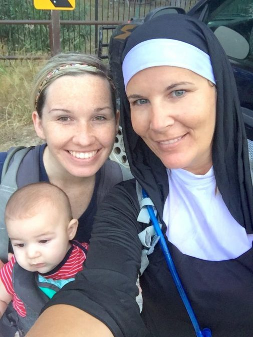 1st Halloween Hike 2016 with Heather