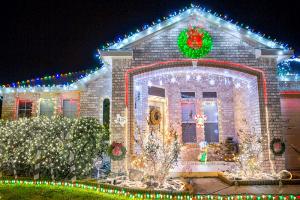 2015 Christmas Light Show - Harker Heights / Fort Hood
