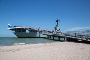 USS Lexington Corpus Christi Texas