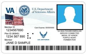 Veteran Identification Card
