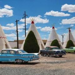 Wigwam Village Hotel, Arizona Rt 66