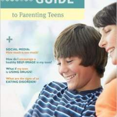 Book Review: Busy Mom's Guide to Parenting Teens