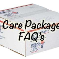 Care Package FAQ's