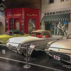 Visiting Crushed Corvettes at the Corvette Museum in Kentucky