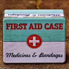 Creating a Camping & RV First Aid Kit