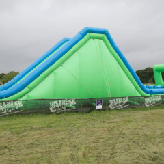 Insane Inflatable 5K Temple Texas 2016
