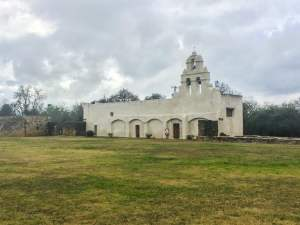 Mission San Juan in San Antonio Texas