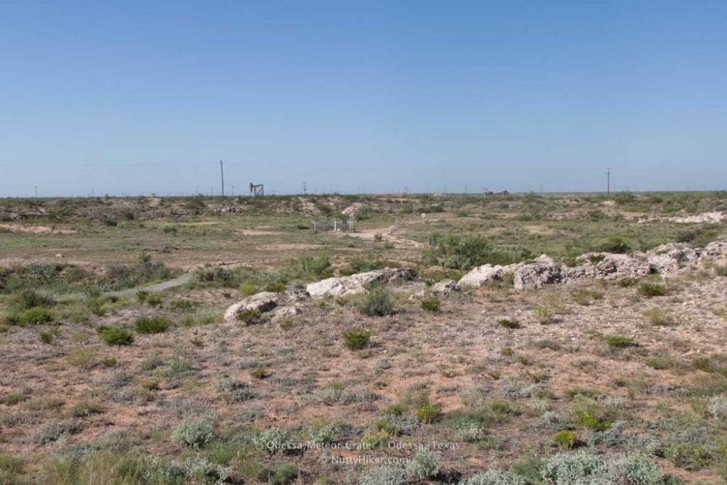 Odessa Meteor Crater; Where space met Texas over 60,000 years ago