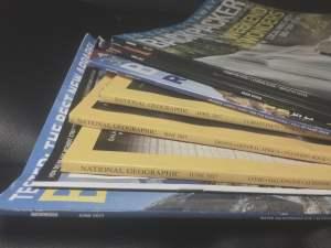 Outdoor Magazines
