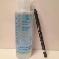 Rimmel Scandaleyes Eyeliner & Eye Make up Remover Reviews