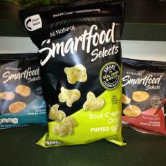 SMARTFOOD Select Chips & Puffed Corn Review