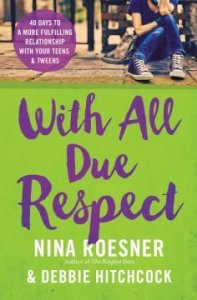 With All Due Respect Book Image
