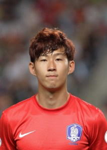 Son+Heung+Min+South+Korea+v+Iran+IcxYpcqgwHol