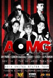 AOMG Flyer