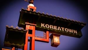 koreatown gate