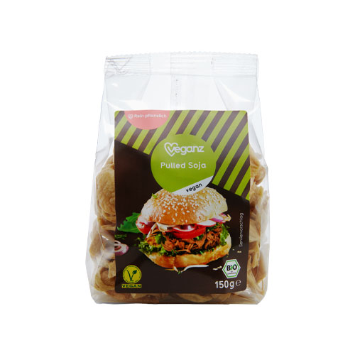 Vegansk kebab - veganz pulled soja