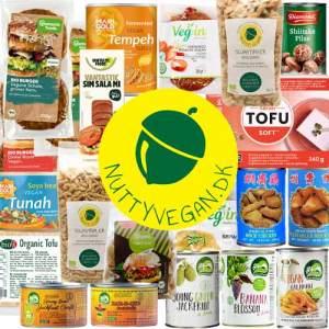 vegansk kød køb online - plantekød