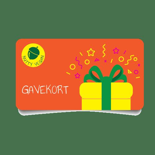 GAVE TIL VEGANER - gavekort til vegansk webshop
