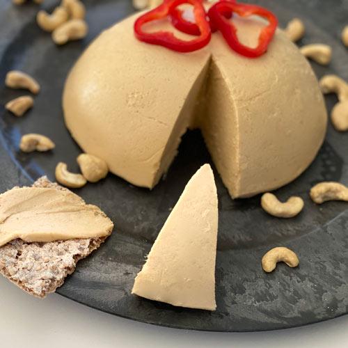 vegansk ost opskrift med gærflager