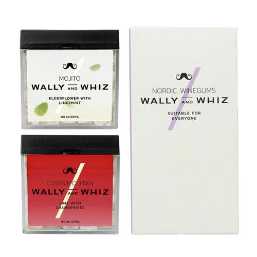 wally-and-whiz-cocktail-gaveæske - wally and whiz 2021 gaveæske
