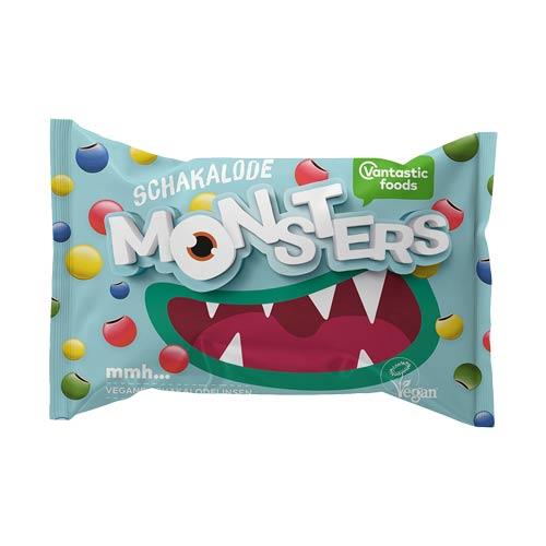 veganske smarties køb online - monsters veganske chokoladeknapper